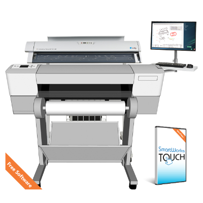 Colortrac Professional MFP Solution HP